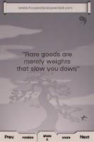 Screenshot of Tao Quotes