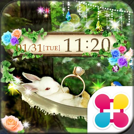 Rabbit's nap for[+]HOMEきせかえテーマ 個人化 App LOGO-APP試玩