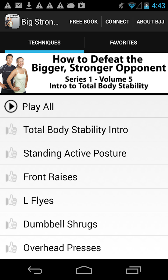 Big Strong 5- screenshot