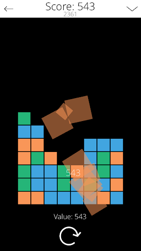 Stack Buster blocks