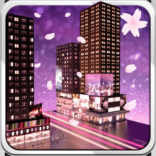 動態街景牆紙 - 櫻花 個人化 App LOGO-APP試玩