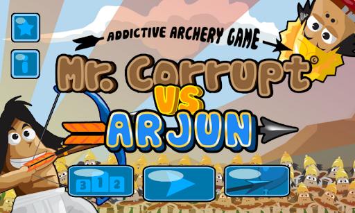 Mr. Corrupt vs Arjun