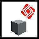 Кубические 3D модели demo logo