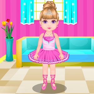 Ballerina Dancer Spa Salon