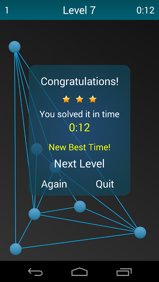 Entangled Game - Logic Puzzle - screenshot
