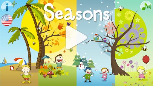 Seasons by Cleverkiddo