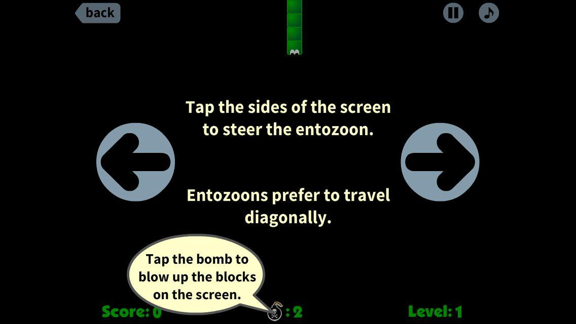 Entozoon- screenshot