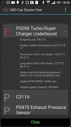 OBD Car Doctor | ELM327 OBD2  screenshots 5