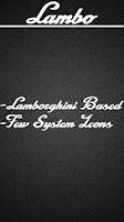 Screenshot of Lambo Icon Pack Free