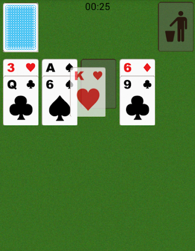 【免費紙牌App】Solitaire - The Idiot-APP點子