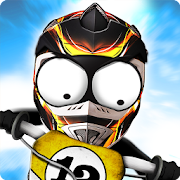 Game Stickman Downhill Motocross v3.5 MOD