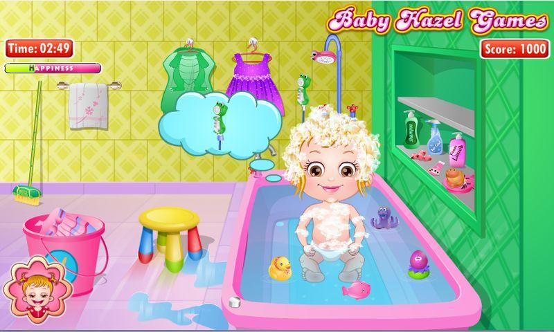 baby hazel bathroom hygiene android apps on google play. Black Bedroom Furniture Sets. Home Design Ideas