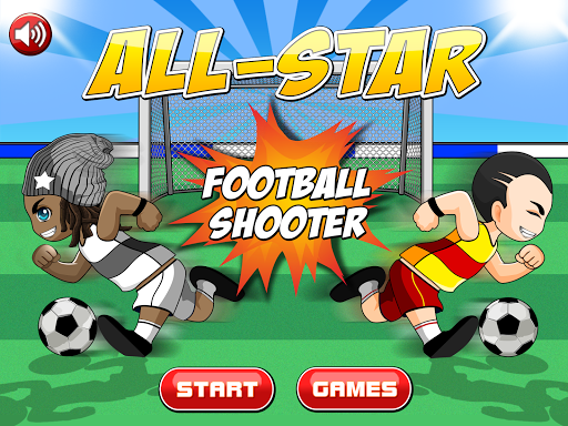 All Star Football Shooter