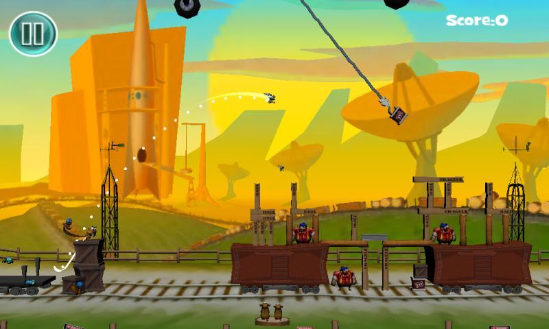 Beaver's Revenge™ Free- screenshot