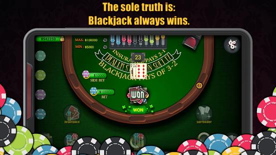 Blackjack - 21 Offline