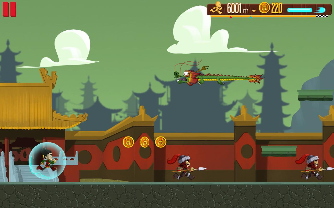 Empire Run- screenshot