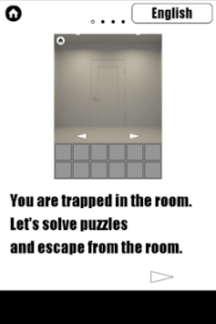 WHITE ROOM -room escape game- apk screenshot