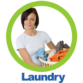 Laundry Pickup, House Cleaning