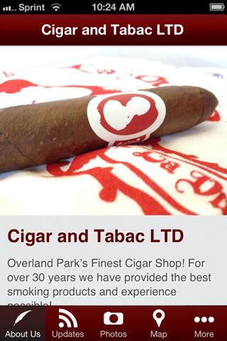 Cigar Tabac
