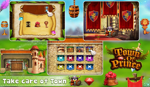 Town Of Prince v1.1.5