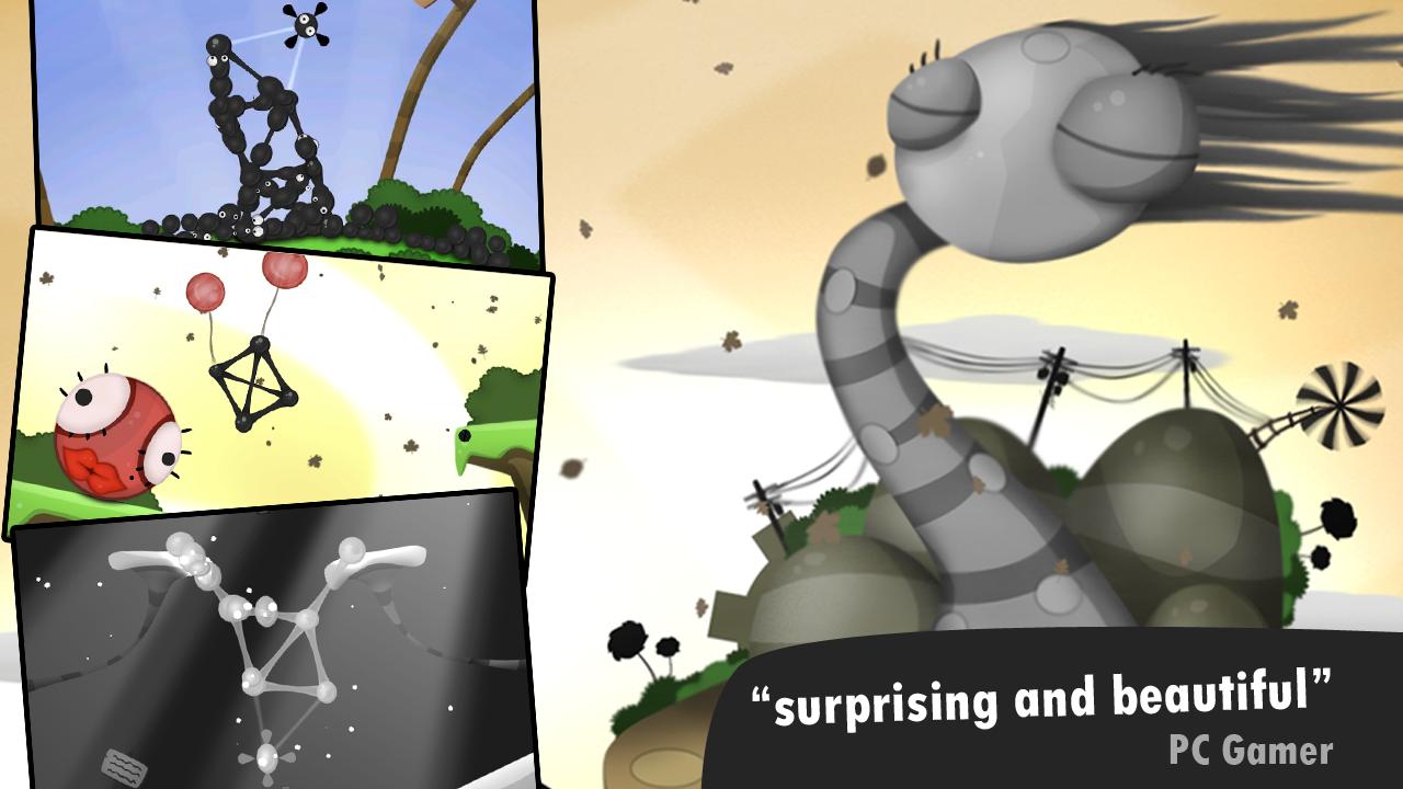World of Goo Demo screenshot #4