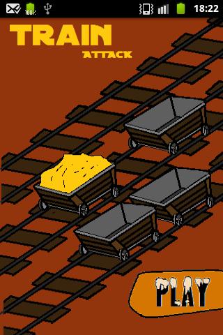 Train Attack