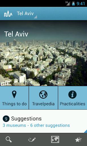 Tel Aviv Guide by Triposo