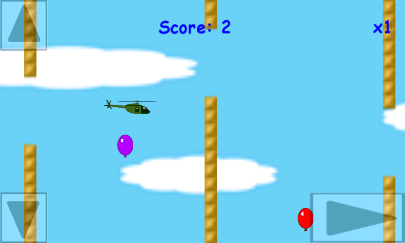 Air Copter- screenshot