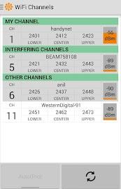 WiFi Signal Strength Screenshot 16