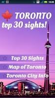Screenshot of Toronto Top 30 Sights