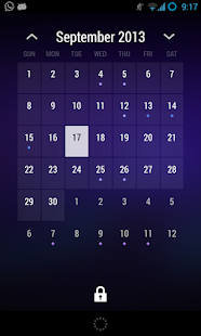 Today - Calendrier - screenshot thumbnail