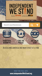 Buy Local App- screenshot thumbnail