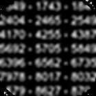 Random Numbers icon