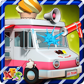 Ice Cream Truck Wash & Cleanup
