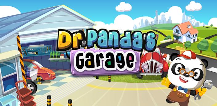 Гараж Dr. Panda скачать на андроид