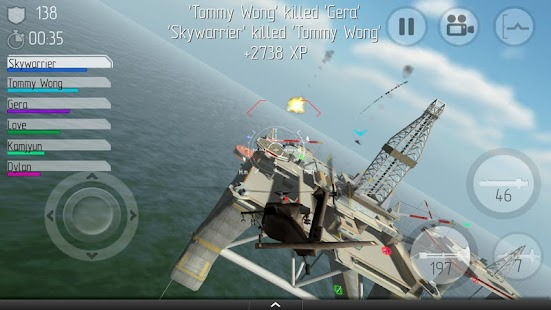 C.H.A.O.S Multiplayer Air War - screenshot thumbnail
