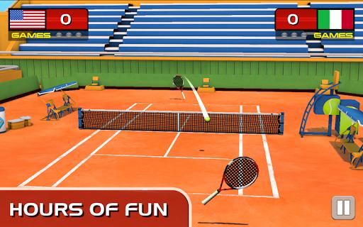 Play Tennis 2.2 screenshots 9