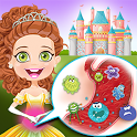 Princess Tummy Doctor icon