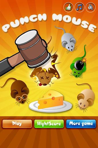 玩免費解謎APP|下載Punch Mouse Free app不用錢|硬是要APP