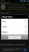 Screenshot of MyCar Locator Free