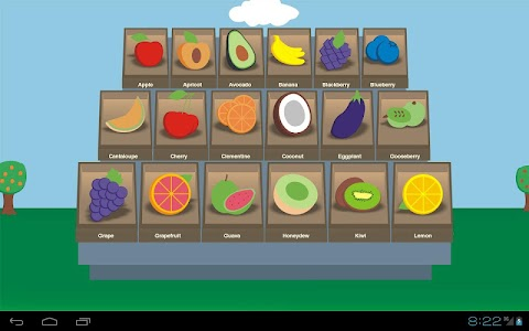 PickMe Fruits screenshot 2