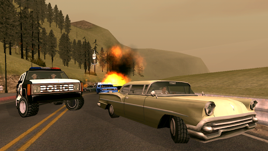 Grand Theft Auto: San Andreas  9