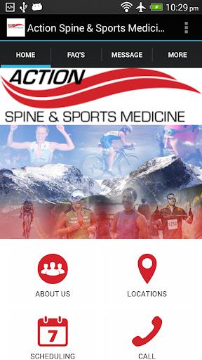 Action Spine Sports Medicine
