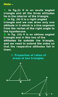 Screenshot of Geometry-I