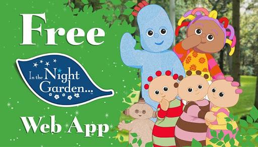 In The Night Garden Web App