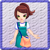 Princess Dressup_school