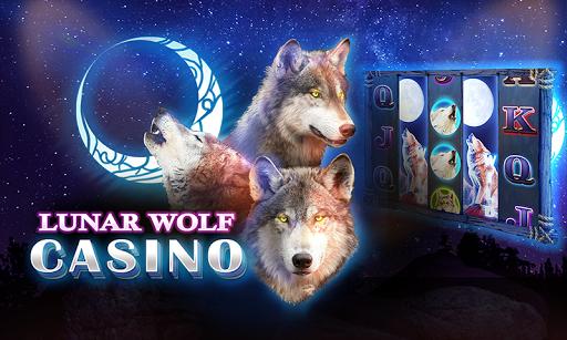 Slots Lunar Wolf Casino Slots
