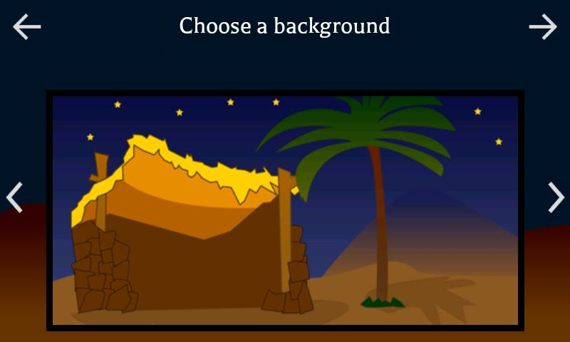 Christmas Nativity Scene- screenshot