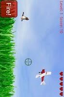 Screenshot of Shoot the Ducks