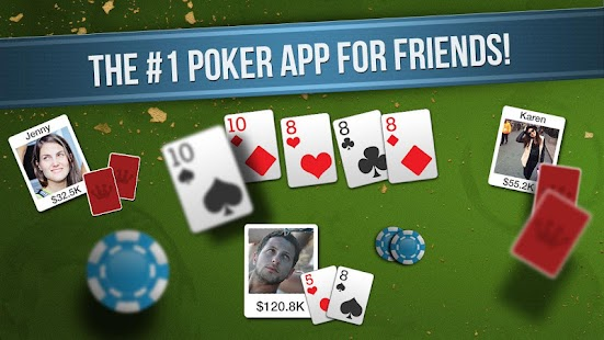 Poker Friends - Social Hold'em - screenshot thumbnail